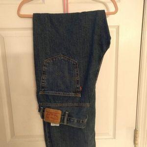 Levis 550 Jeans - 38 x 36
